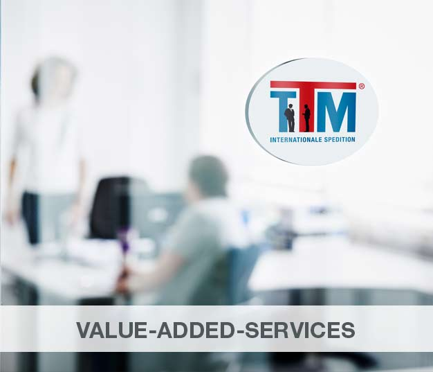 Value Added Services - TTM Spedition