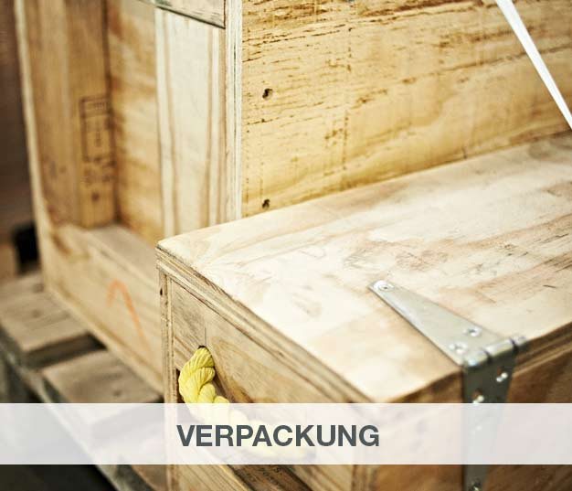 Value Added Services, Verpackung - TTM Spedition